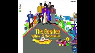 The Beatles Yellow Submarine Full Album (2009 Stereo Remastered)