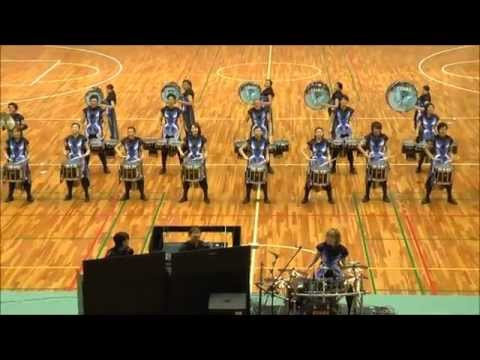 Kyoto Ravissant rebc Indoor Drumline 2015.11.8(SUN)