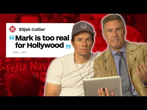 Will Ferrell & Mark Wahlberg Respond to IGN Comments
