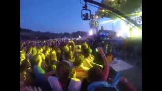 Creation 2014: Switchfoot - Let It Out
