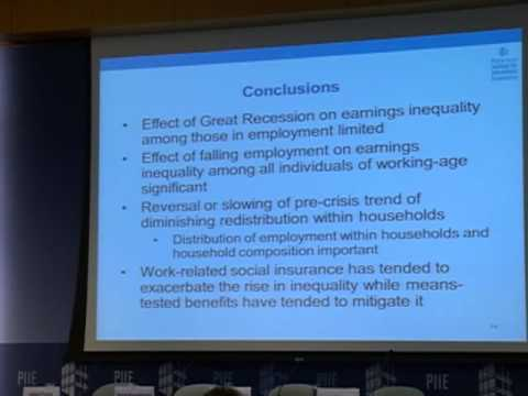 Speakers: Keeping Cyclical Unemployment from Becoming Struct