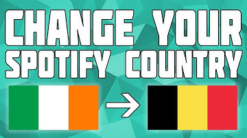 How to Change Your Spotify Country! Chane Country in Spotfy! Spotify Country Change!