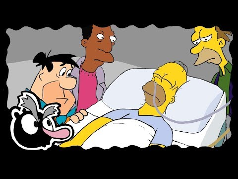 Homer Simpson's Deathbed (feat. Fred Flinstone)