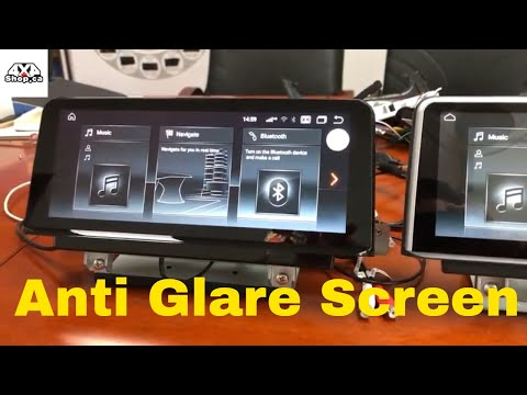 (2016-2017) BMW X1 F48 OEM FIT REPLACEMENT 10 25″ Screen Android | GPS |  WIFI | BT | A2DP | USB MULTIMEDIA Original NBT System