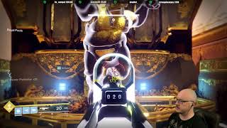 Destiny 2: The Leviathan Raid, World's First Race Edition!