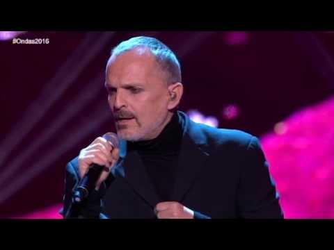 Miguel Bosé - 'Te amaré' | Premios Ondas 2016