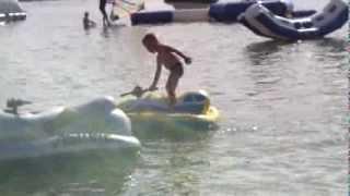 Wodny Park Rozrywki - Skutery wodne dla dzieci