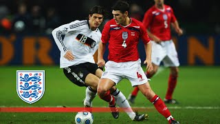 Germany 1-2 England (2008) Highlights | From the Archive