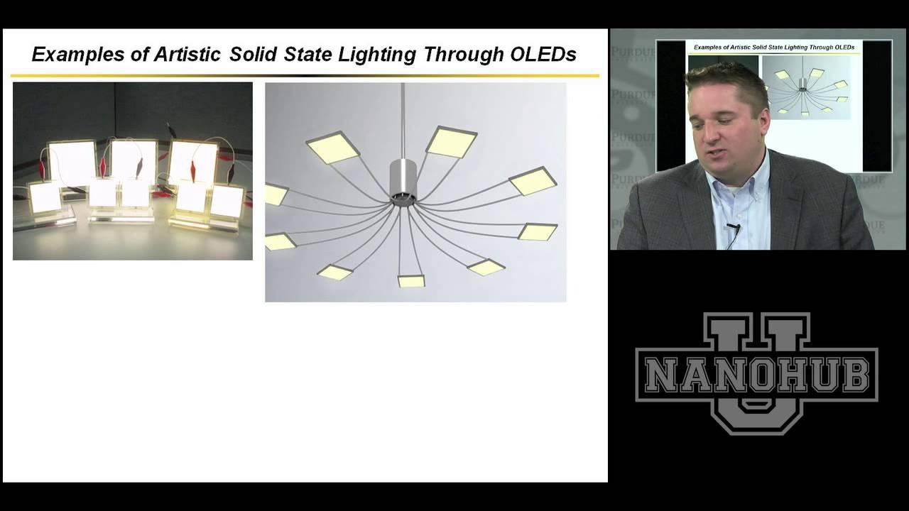 nanoHUB org - Courses: nanoHUB-U: Organic Electronic Devices