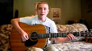 """""""Honey Bee"""" by Blake Shelton - Cover by Timothy Baker"""