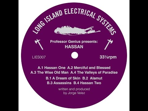 Professor Genius - Hassan (L.I.E.S.) [Full Album]