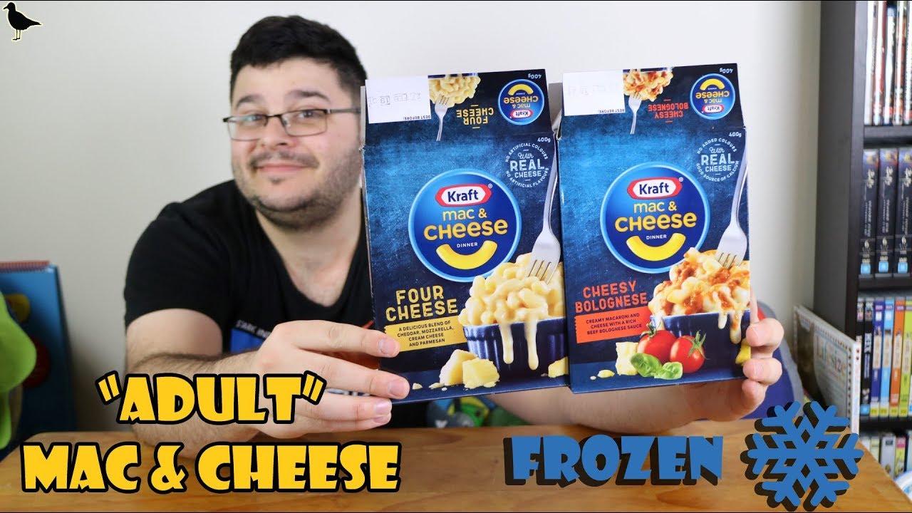 microwave kraft mac cheese dinners taste test four cheese cheesy bolognese birdew reviews