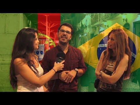 Portuguese VS. Brazilian Women