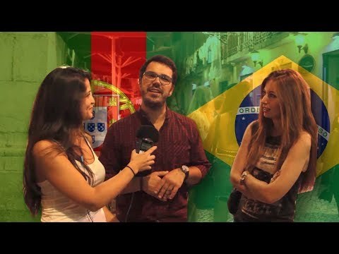 Portuguese VS. Brazilian Women