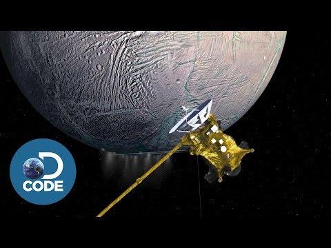 Saturns Moon Enceladus