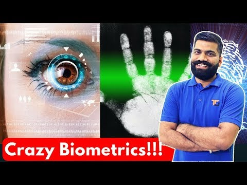 Crazy Biometric Solutions - Passwords From Future 🔥