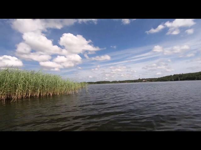 Kajaktur på Nørresø i Viborg