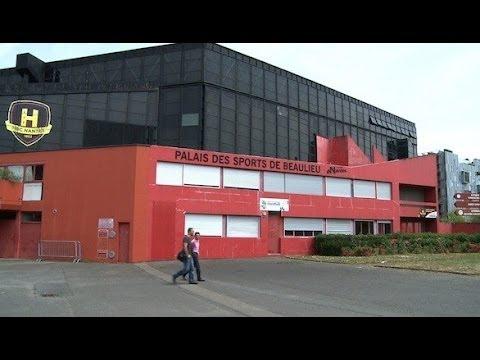 Le Palais des Sports de Beaulieu : un chantier à 40 M€