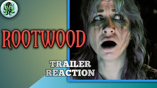 Rootwood, 2018 Horror Trailer Reaction! HD.