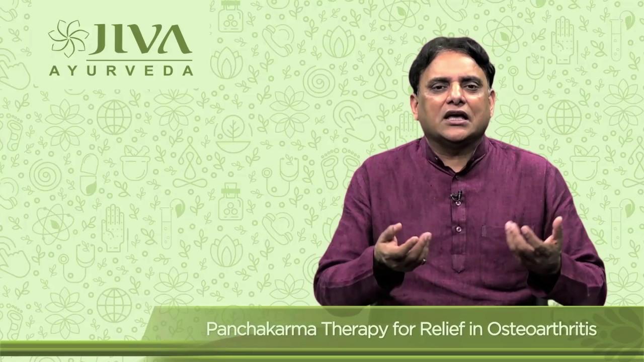 Panchakarma Therapy For Osteoarthritis Youtube