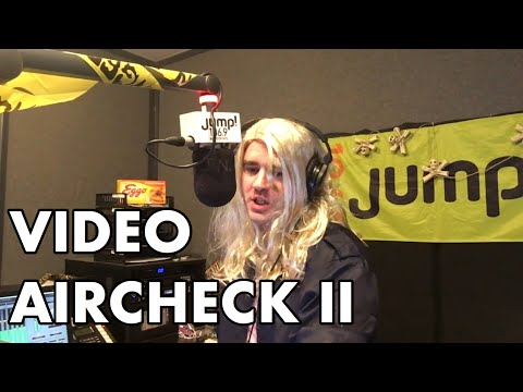 Video Aircheck II - Johnny Novak - Jump! 106.9