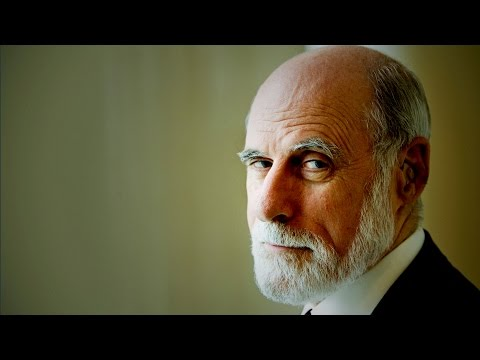 Meet the Father of the Internet: Vinton Cerf