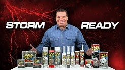 Prepare Your Home From Storms With The Flex Seal® Family of Products