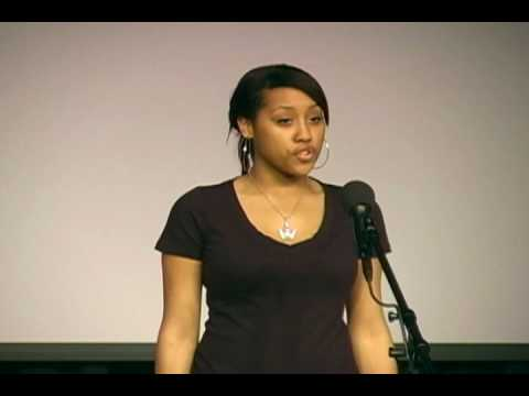 "North Corolina Poetry Out Loud 2010 | ""Mother to Son"" by Langston Hughes"