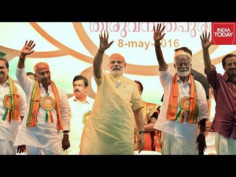 Fury Over Narendra Modi's  Kerala- Somalia Comparison