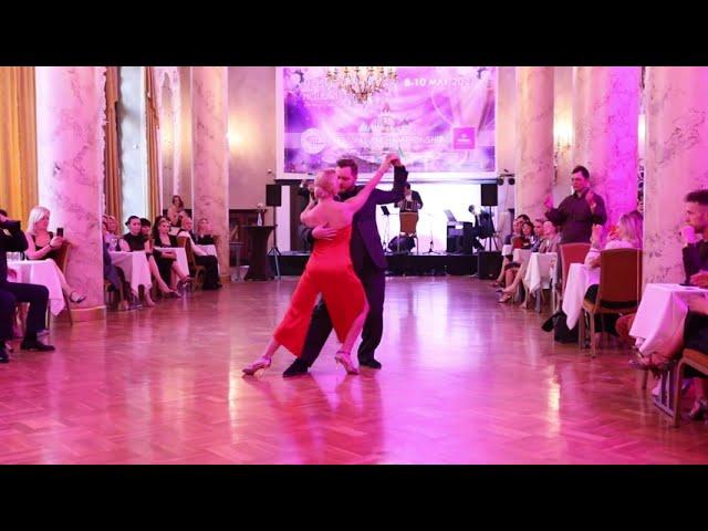 Vals de Invierno, Winter vals  Solo Tango orquesta, Maxim Gerasimov & Julia Osina