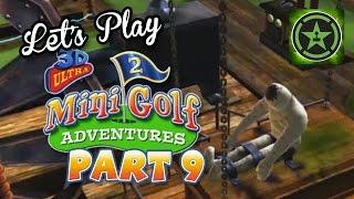 Let's Play - 3D Ultra MiniGolf Adventures 2 - Part 9