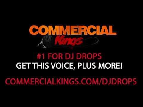 CUSTOM MADE DJ DROPS- Hype Dj Drop Voice