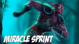 voleur miracle sprint
