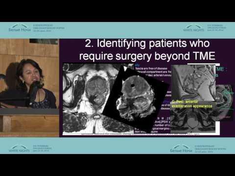 Рак прямой кишки: стадирование и оценка постоперационного лечения