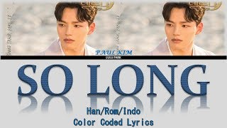 Gambar cover Paul Kim – So Long (안녕) (OST. Hotel del Luna Part 10) Lyrics Sub Indo
