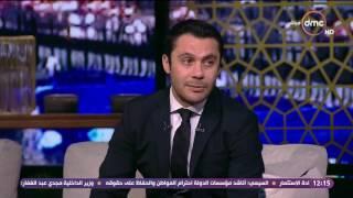 مساء dmc - الكابتن أحمد حسن: هذا اللاعب البديل الأفضل للاعب محمد عبد الشافي