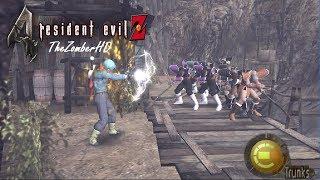 Resident Evil 4 Dificultad Profesional Dragon Ball Edition En Directo