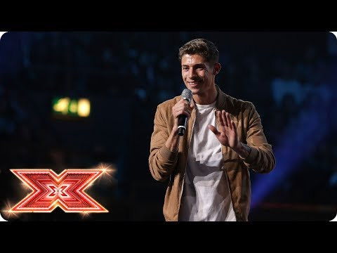 Can loved-up Sam Black get another yes? | Boot Camp | The X Factor 2017