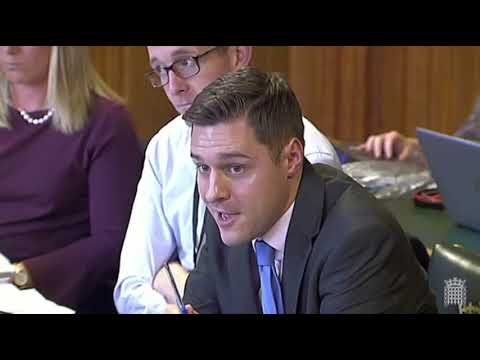 Ross Thomson: Scottish Affairs Committee  (23/10/2018)