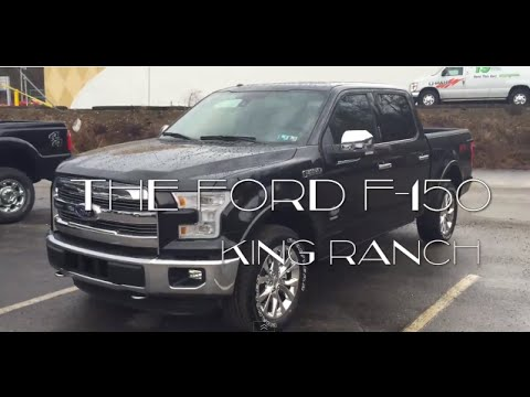 2015 Ford F150 King Ranch >> 2015 Ford F 150 King Ranch Review - YouTube