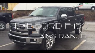 2015 Ford F 150 King Ranch Review(The absolutely gorgeous 2015 Ford F150 King Ranch in a in depth review, this is one of the most complete trucks on the market. Follow us on Instagram: ..., 2015-04-04T01:21:56.000Z)