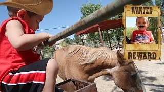 FARM TIME! | PETTING ZOO | Gilcrease Nature Sanctuary Las Vegas
