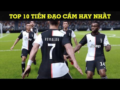 TOP 10 TIỀN ĐẠO CẮM HAY NHẤT FIFA ONLINE 4