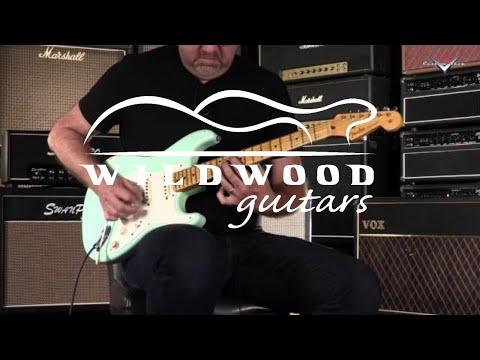 "Fender Custom Shop Dealer Select Wildwood ""10"" 1955 Stratocaster Relic  •  SN: R83642"