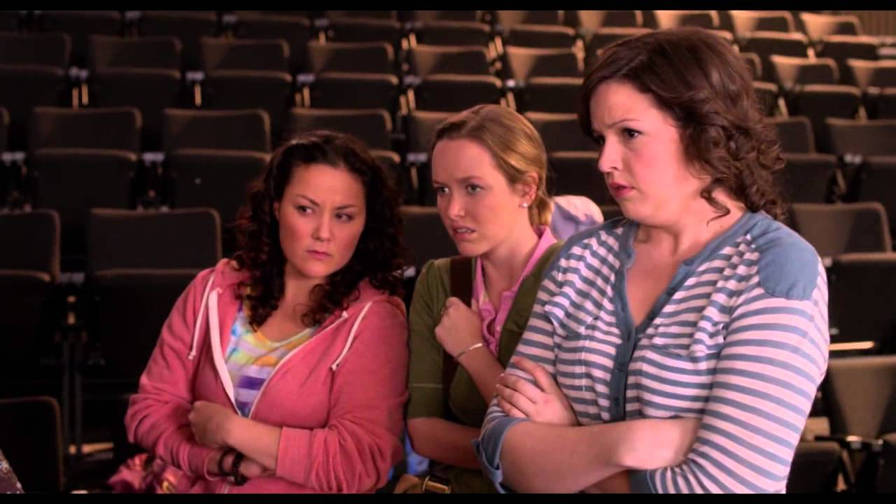 Pitch Perfect Fight Scene Youtube