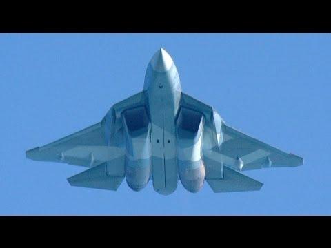 Сухой Т-50 ПАК ФА МАКС 2013 солнечно Sukhoi T-50 PAK FA MAKS 2013 sunny Су-57 Su-57