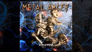 Metal Anger - Burning Babylon