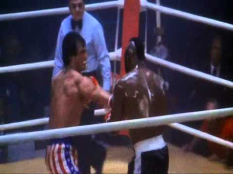 The best Rocky Balboa Tribute (Eye of the tiger)