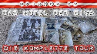Das Hotel der Diva: das tragische Ende eines Stars - die KOMPLETTE TOUR inklusive PRIVATER FOTOALBEN