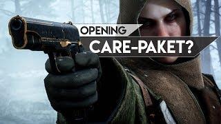 Ziehe ich den seltensten Waffenskin in BF1? – Battlefield 1 Opening – Care-Paket